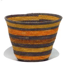 Virunga handwoven basket , Virunga Artisans