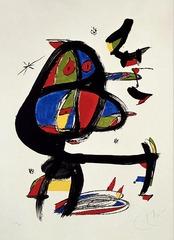 Cap i cua, Joan Miro