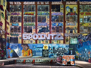 5Pointz, Queens, NY, Luca Campigotto