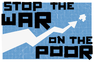 Stop the War on the Poor, John Emerson
