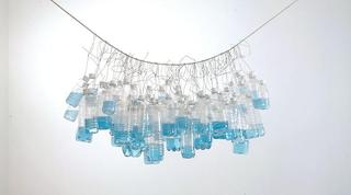 Blue Bottles 3, Tony Feher
