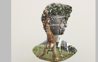Untitled Bust #1, Mike Rubin