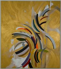 Untitled (gld.crvs.lnn.), Lecia Dole-Recio