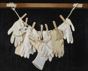 Gloves On The Line, Monica Guillory