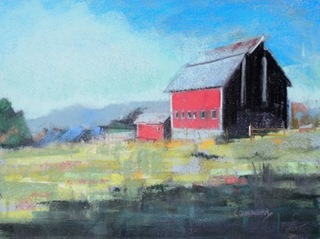 Red Barn, Catherine Cunningham