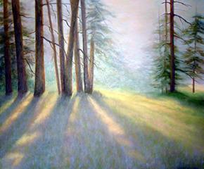 Light and Mist, Dolores Garren
