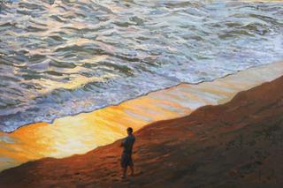 Summer\'s Day, David Wolfram
