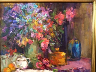 Still Life, Christine McNerney