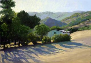 The Shed, Margaret Lindsey