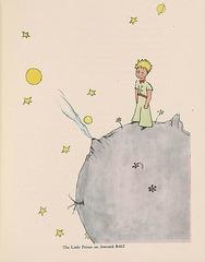 The Little Prince, , Antoine de Saint-Exupéry