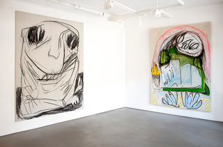Installation View, Anthony Miler