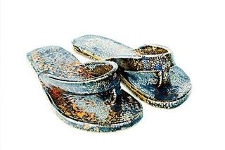 Porcelain Flip Flops, Matt Merkel Hess