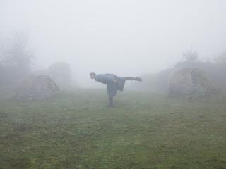 Exercice d\'équilibre , Elina Brotherus