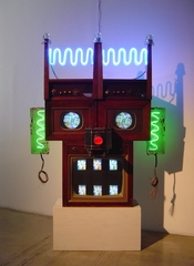 Internet Dweller wol.five.ydpb, Nam June Paik