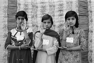 Sunita, Sita and Nirmala, Gauri Gill