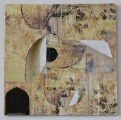 Astrologer\'s Wall, Paula Frohman