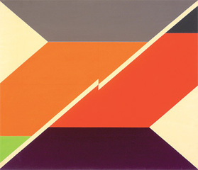 Diagonal ,Larry Zox