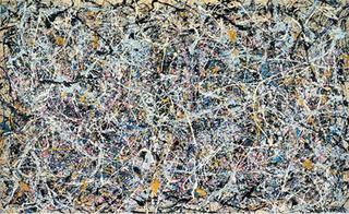 Number 1, 1949     , Jackson Pollock