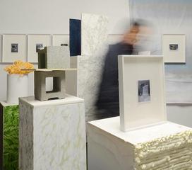 Installation view, Corey Escoto