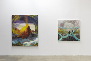 Installation view, Alexandra Wiesenfeld