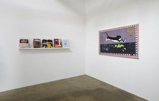 Installation view, Guan Rong