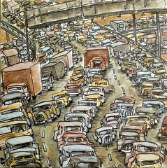 Traffic, Aaron Wooten