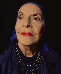 Alicia Alonso, Prima Ballerina and Choreographer, Andres Serrano