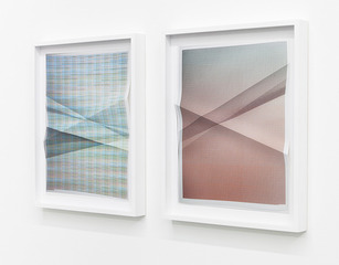 Aggregates Series, (installation view),