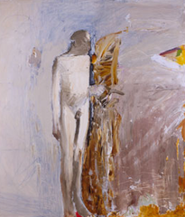 Untitled Standing Figure 1, Nathan Oliveira