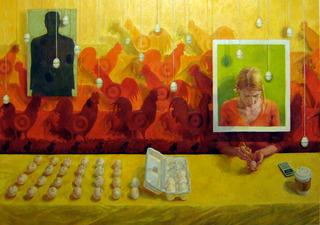 Nest Egg, Diane Hanson