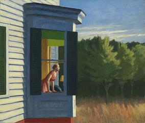 Cape Cod Morning  , Edward Hopper