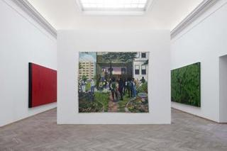 Installation view, Kerry James Marshall