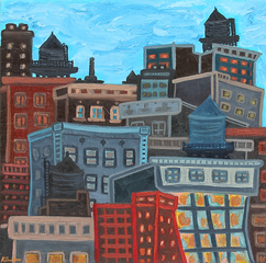 Downtown Lofts, Kevin Swallow