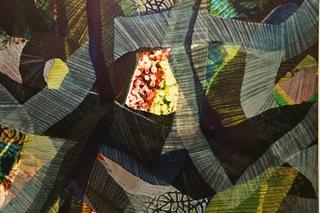 Untitled (Tear 3) [detail], Sandeep Mukherjee
