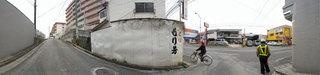 Fukuoka, Street Corner, Ari Salomon