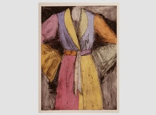 Pale Self, Jim Dine