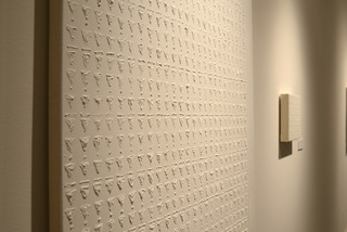 Installation View, Thoughts and Non-Thoughts (systematic II), Derek Dunlop