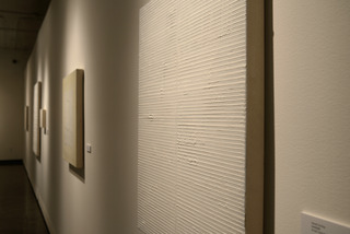 Installation View, Thoughts and Non-Thoughts, Derek Dunlop