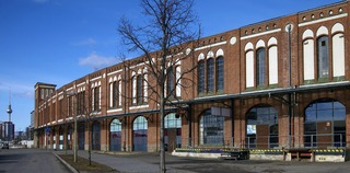Postbahnhof (side view),