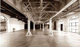 Postbahnhof (interior),