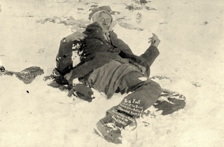 Death of Big Foot at Wounded Knee,