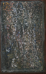 White Writing, Mark Tobey