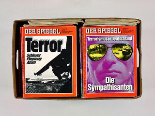 SPIEGEL Box 03, Katharina Sieverding