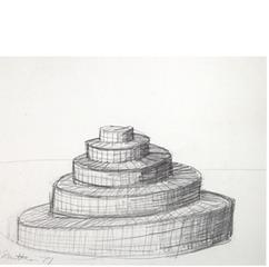 """""""Spiral Hill"""", Robert Smithson"""
