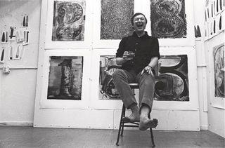 Jasper Johns, Malcolm Lubliner