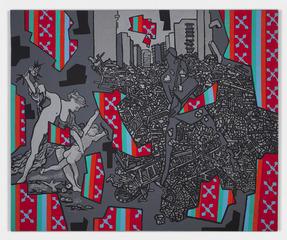 Love, Hate and Fashion, Derek Boshier