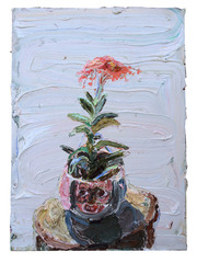 Porch Pot, Allison Schulnik