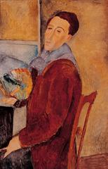 Auto-retrato, Amedeo Modigliani