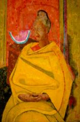 Retrato de Olga, Rufino Tamayo