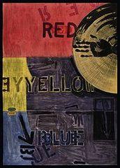 Periscope, 1981. , Jasper Johns